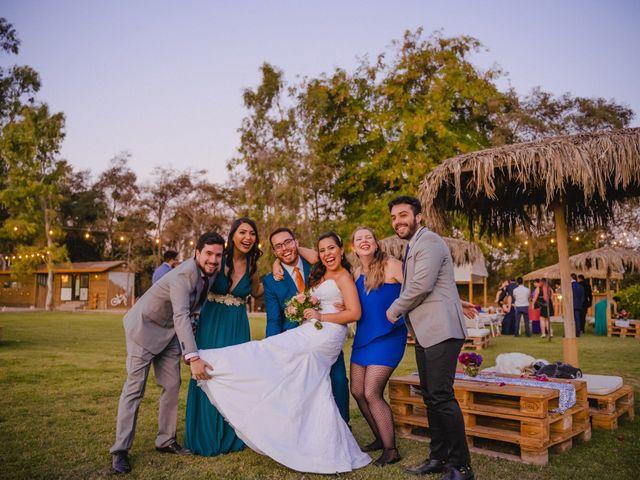 El matrimonio de Bastián y Karen en San Bernardo, Maipo 51