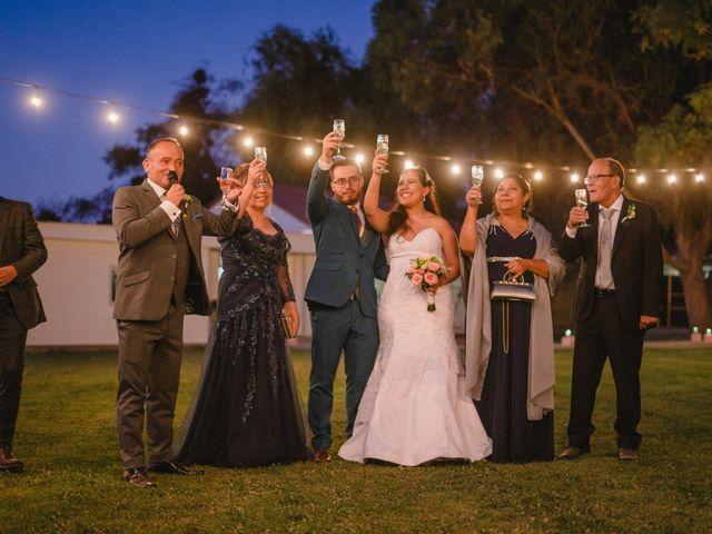 El matrimonio de Bastián y Karen en San Bernardo, Maipo 52