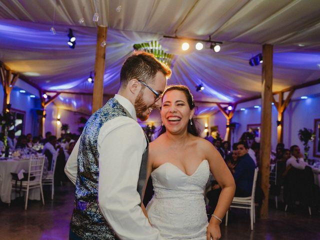 El matrimonio de Bastián y Karen en San Bernardo, Maipo 60