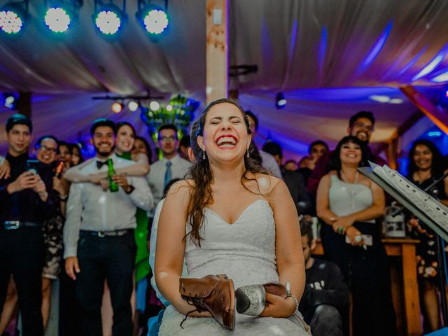 El matrimonio de Bastián y Karen en San Bernardo, Maipo 61