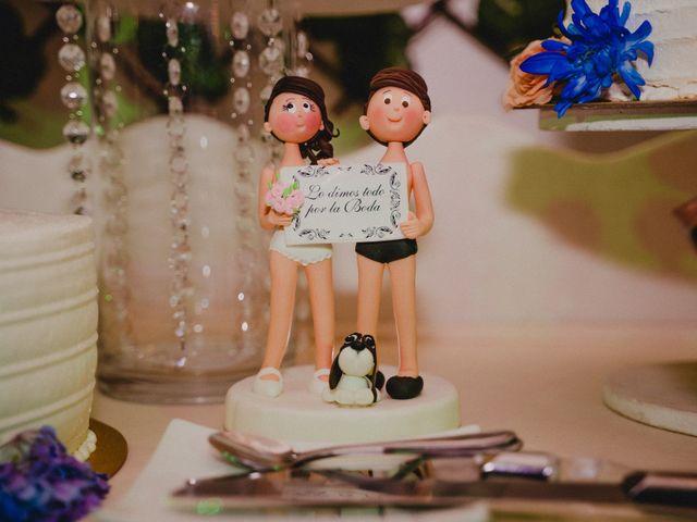El matrimonio de Bastián y Karen en San Bernardo, Maipo 64