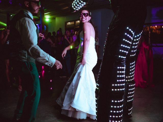 El matrimonio de Bastián y Karen en San Bernardo, Maipo 80