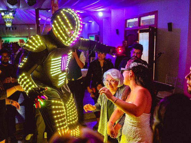 El matrimonio de Bastián y Karen en San Bernardo, Maipo 85
