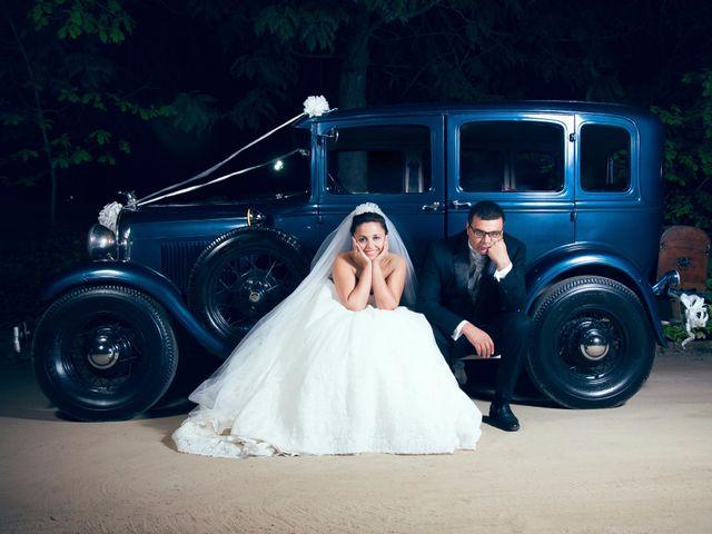 El matrimonio de Eli y Andres