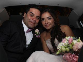 El matrimonio de Bárbara y Juan José
