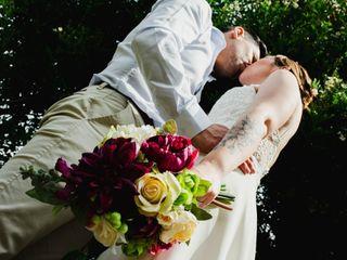 El matrimonio de Dany y Aben