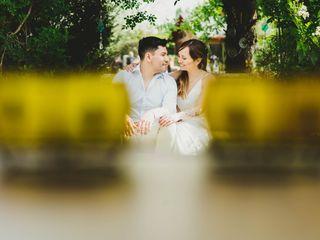 El matrimonio de Dany y Aben 3