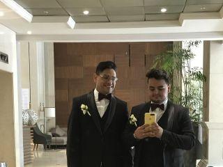 El matrimonio de Javier y Cesar 1