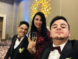 El matrimonio de Javier y Cesar 2