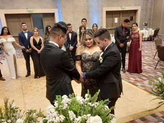 El matrimonio de Javier y Cesar