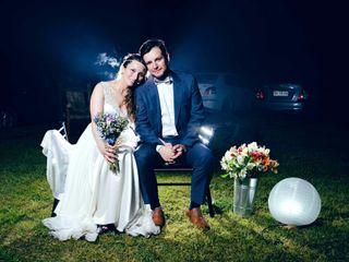 El matrimonio de Sofia y Joaquin