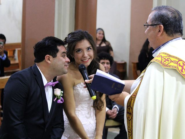 El matrimonio de Juan José y Bárbara en Rancagua, Cachapoal 50