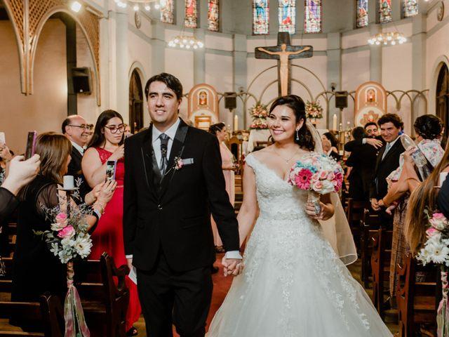 El matrimonio de Margarita y Camilo