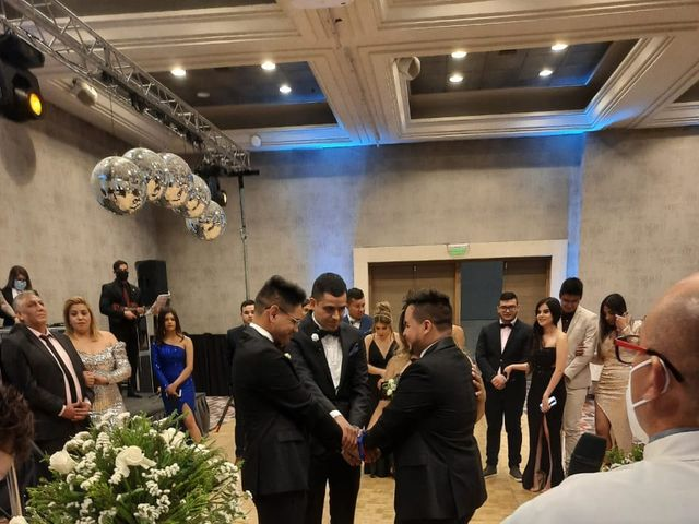 El matrimonio de Cesar y Javier en Santiago, Santiago 18