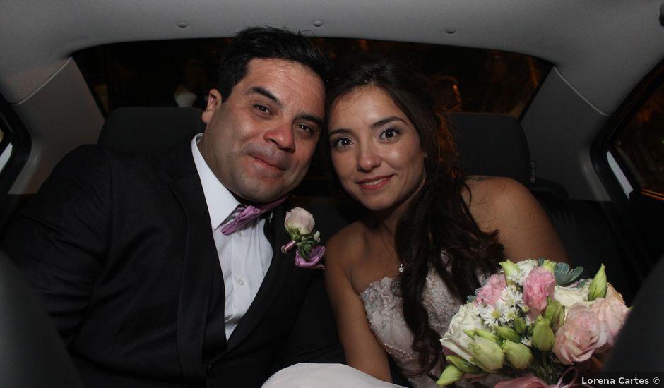 El matrimonio de Juan José y Bárbara en Rancagua, Cachapoal