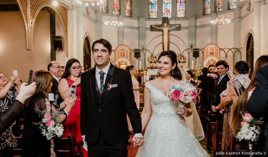 El matrimonio de Camilo y Margarita en Santiago, Santiago