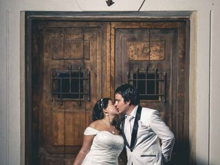 El matrimonio de Evelin y Jonathan 1