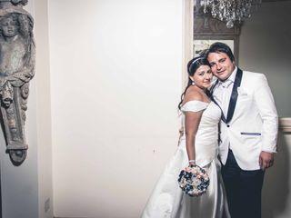 El matrimonio de Evelin y Jonathan