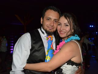 El matrimonio de Jaqueline y Nilson 1