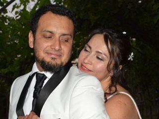 El matrimonio de Jaqueline y Nilson 2