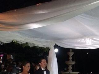 El matrimonio de María Eugenia  y Rodrigo 3