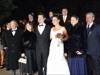 El matrimonio de María Eugenia  y Rodrigo
