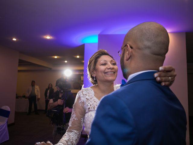 El matrimonio de Víctor y Mary en Santiago, Santiago 3