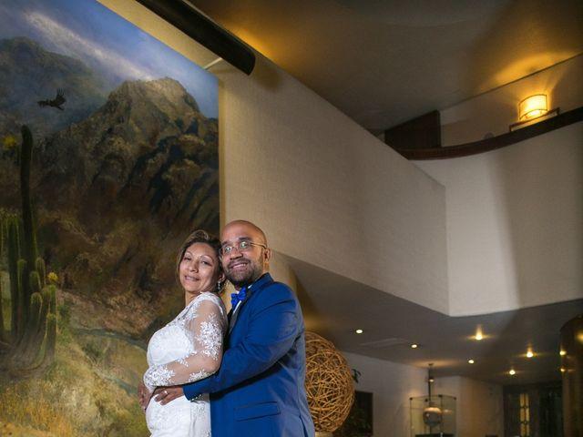 El matrimonio de Víctor y Mary en Santiago, Santiago 8