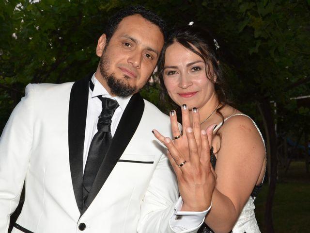 El matrimonio de Jaqueline y Nilson