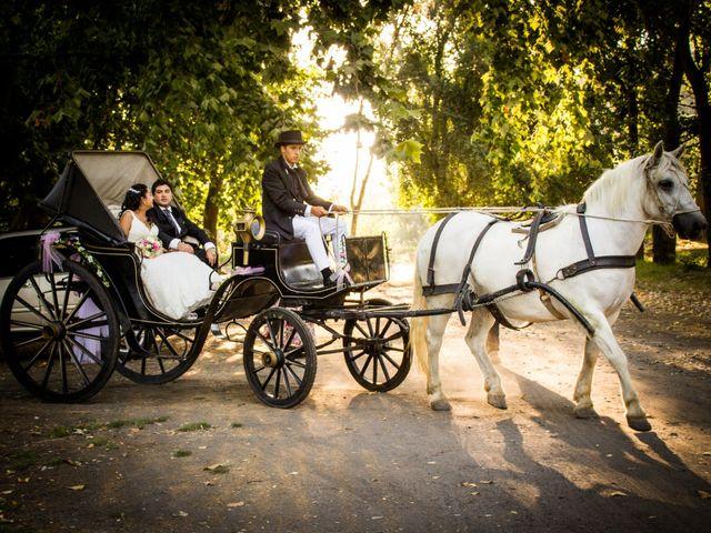 El matrimonio de Daniela y Henry