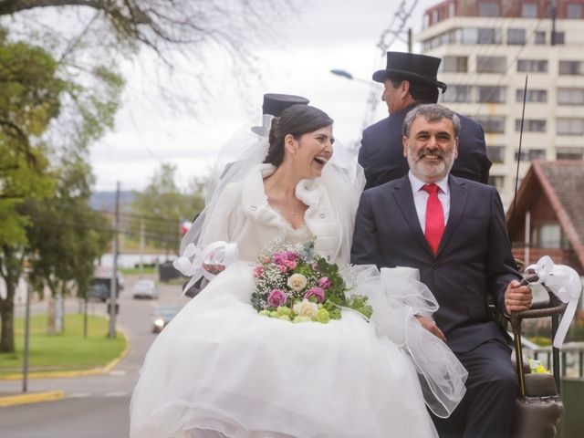 El matrimonio de José y Vanessa en Valdivia, Valdivia 19