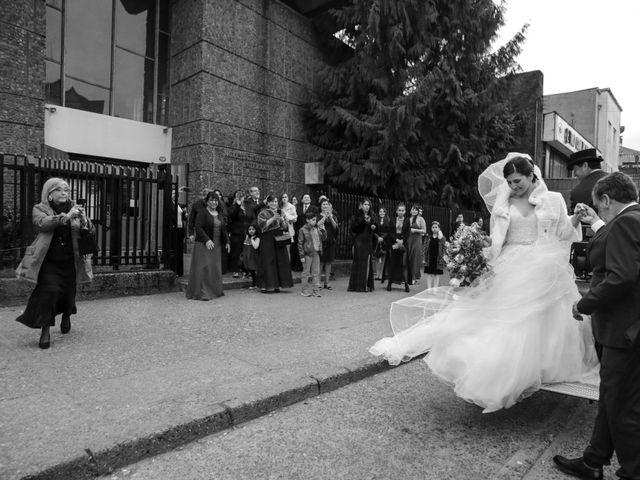El matrimonio de José y Vanessa en Valdivia, Valdivia 1