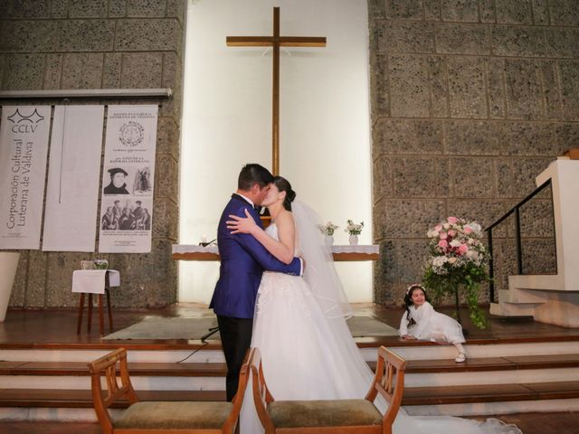 El matrimonio de José y Vanessa en Valdivia, Valdivia 26