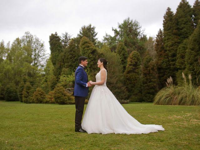 El matrimonio de José y Vanessa en Valdivia, Valdivia 28