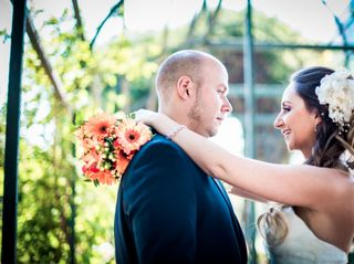 El matrimonio de Rita y Sebastián