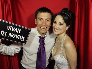 El matrimonio de Karen y Jimmy