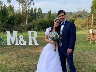 El matrimonio de Marcos   y Rebecca  1