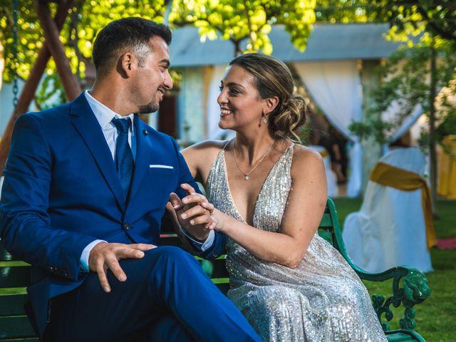 El matrimonio de Camila  y Miguel