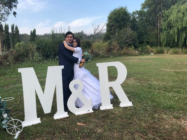 El matrimonio de Marcos   y Rebecca