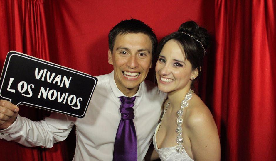 El matrimonio de Jimmy y Karen en El Monte, Talagante