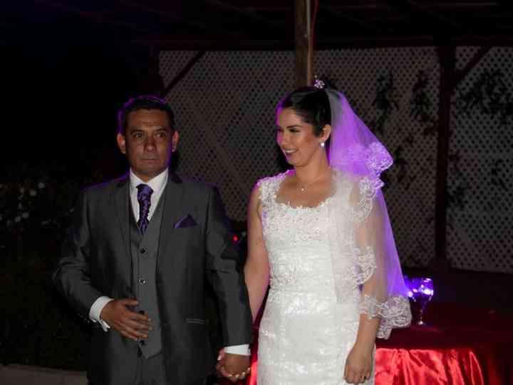 El matrimonio de Yesenia  y Daniel