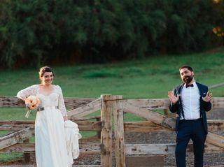 El matrimonio de Jeselyn  y Juan Pablo
