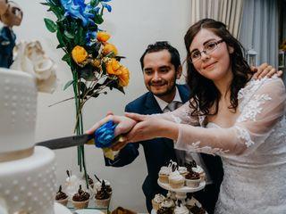El matrimonio de Macarena y Mauricio 3