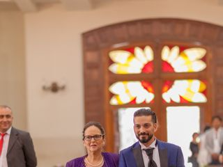 El matrimonio de Paulina y Leonardo 2