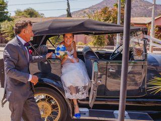 El matrimonio de Paulina y Leonardo 3