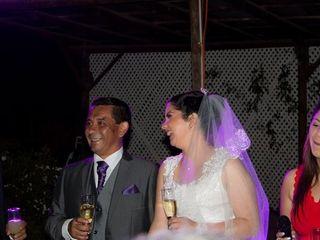 El matrimonio de Yesenia  y Daniel  2