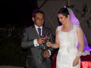 El matrimonio de Yesenia  y Daniel  3