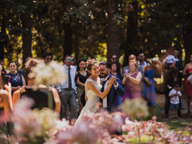 El matrimonio de Paulina y Leonardo