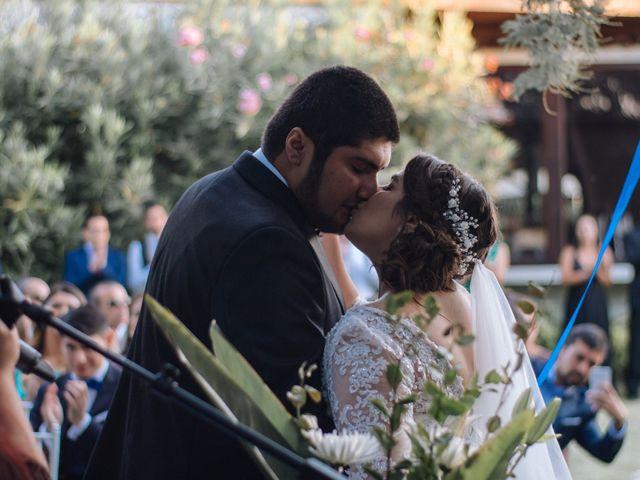 El matrimonio de Camila y Danilo