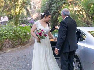 El matrimonio de Camila y José Agustín 3